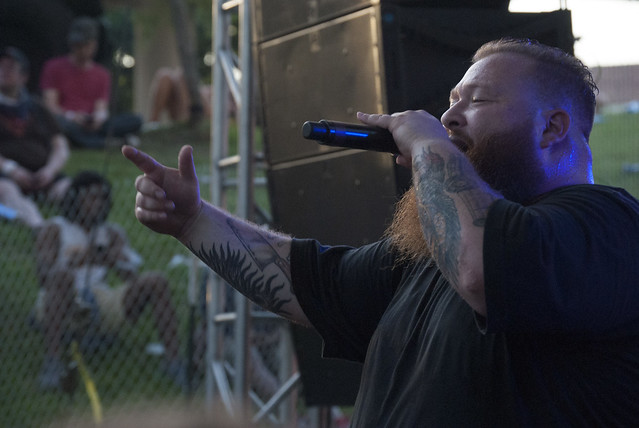 Header of Action Bronson