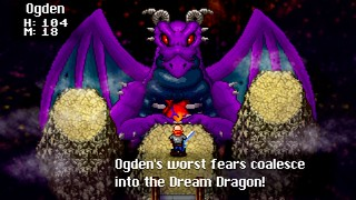 Dragon Fantasy Book II on PSN