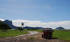 El Nido airport and boat ramp