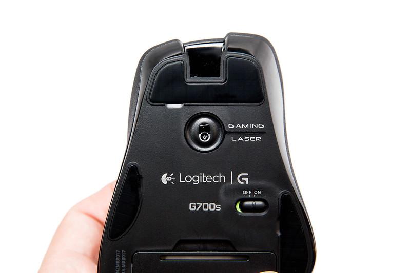 Logitech 旗艦無線遊戲滑鼠 G700s @3C 達人廖阿輝