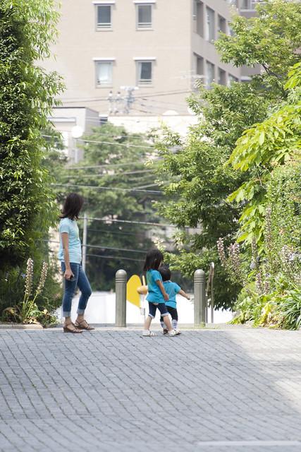 恵比寿~代官山~渋谷