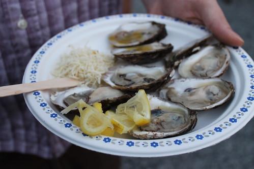 Whalesbone Oysterfest 2013