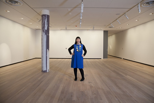 curator new space