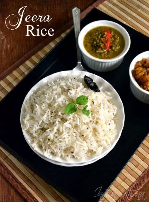 Jeera Rice Pulao Recipe Easy Lunch Box Recipes
