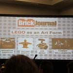 BrickJournal - LEGO as an Art Form