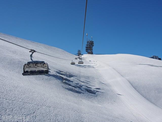 Titlis 鐵力士山  Ice Flyer
