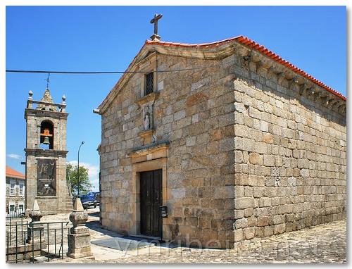 Igreja de Santiago (Belmonte) by VRfoto