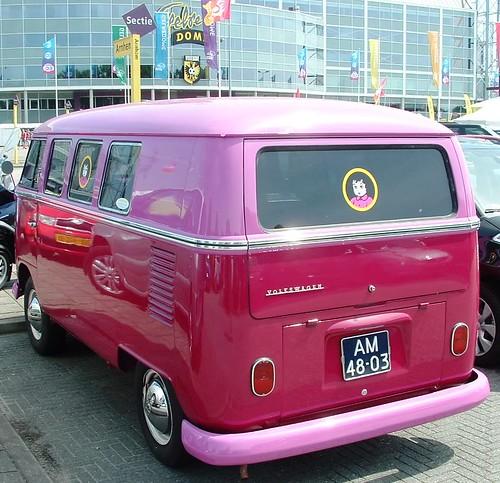 AM-48-03 Volkswagen Transporter kombi 1966