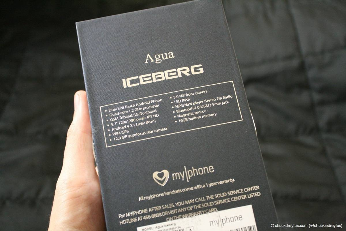 Iceberg Box (back)