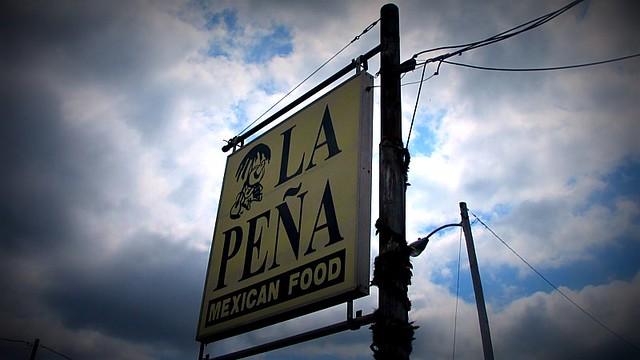La Peña in Des Moines, Iowa
