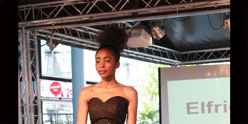 Africa Fashion Week London: ELFRIDA Design