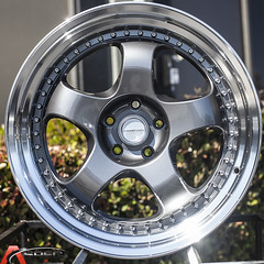 VarrsToen Wheels Hawaii ES6 - Gun Metal