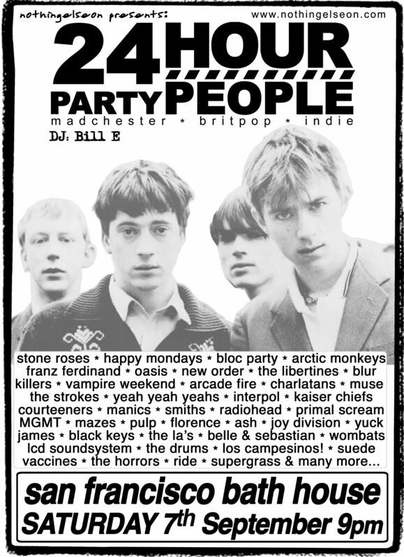 24 Hour poster, 7 September 2013