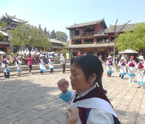 Yunnan13-Lijiang-Sifang Square (8)