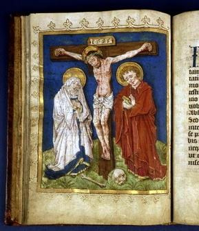 Códice Cristo Crucificado