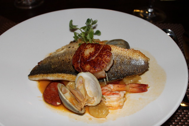 Branzino at Red Knot Galloping Hill