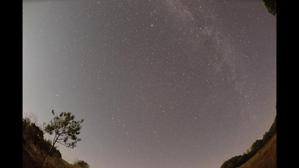 Milky Way (Perseids)