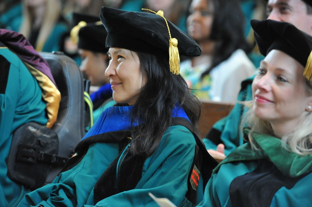 Program in Occupational Therapy Diploma Ceremony 2013