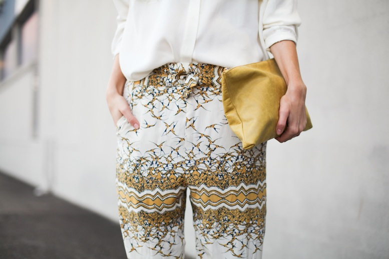 Modern Legacy fashion blog Australia Easton Pearson silk pants (3 of 5)