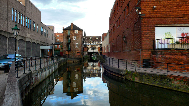 Witham Reflections