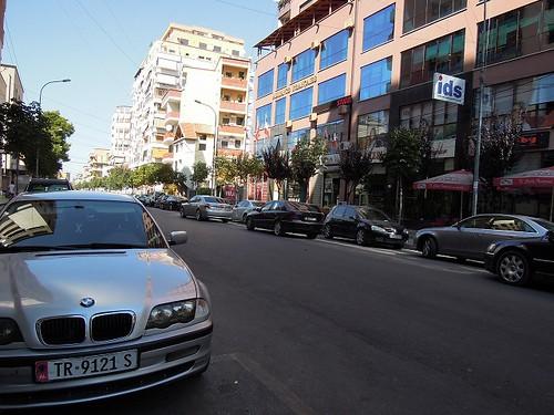 ティレネの街