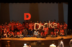 Volunteers and Organizers at TEDxDhaka 2013