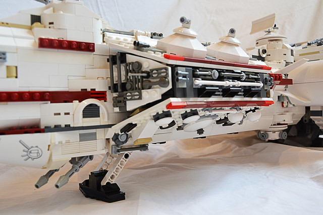 CR90 Corvette Tantive IV