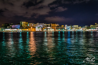 Old harbour, Chania 2