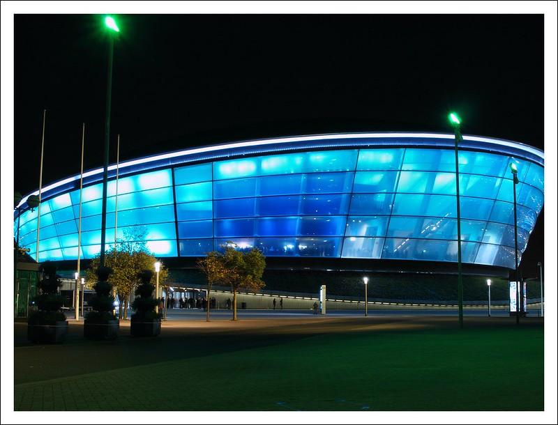 SSE Hydro Arena Glasgow