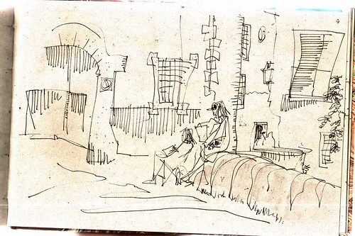 Dibujantes en Cuenca