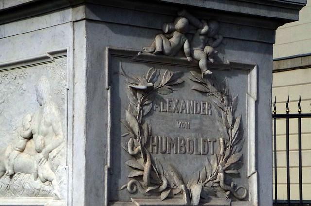 Header of Alexander Von Humboldt
