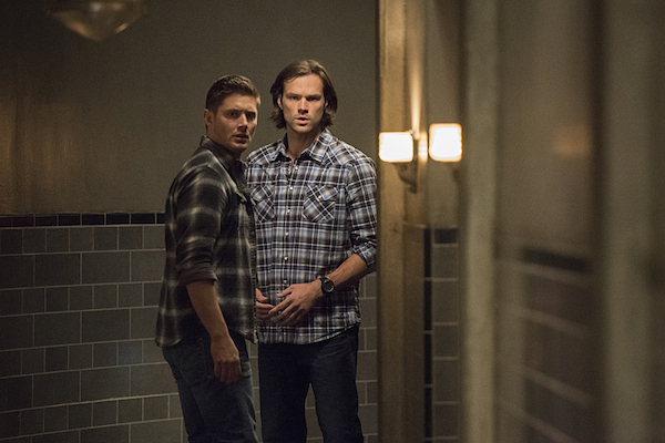 Recap/review of Supernatural 10x21 'Dark Dynasty' by freshfromjen