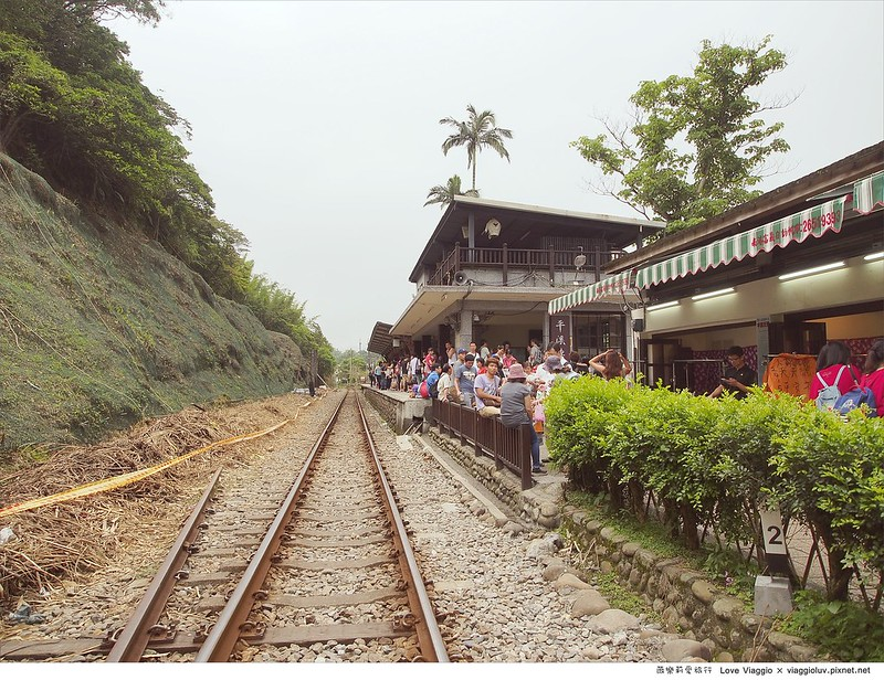 【台北 Taipei】平溪咖啡街角28 離火車最近的距離品嚐咖啡 Pinxi @薇樂莉 Love Viaggio   旅行.生活.攝影