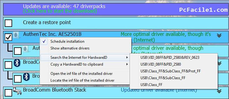 08FF 2580 DRIVER DOWNLOAD