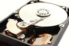 Harddisc / Festplatte I
