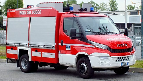 Iveco Magirus nuovo Daily