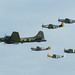 B17G 'Sally b' and her little friends