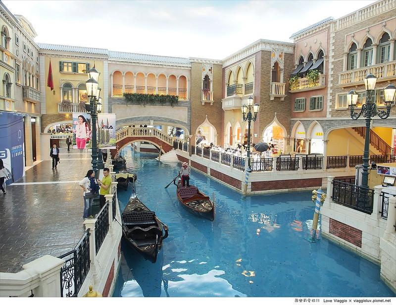 【澳門 Macau】威尼斯人度假村酒店 極盡華麗的五星級享受 The Venetian @薇樂莉 Love Viaggio | 旅行.生活.攝影