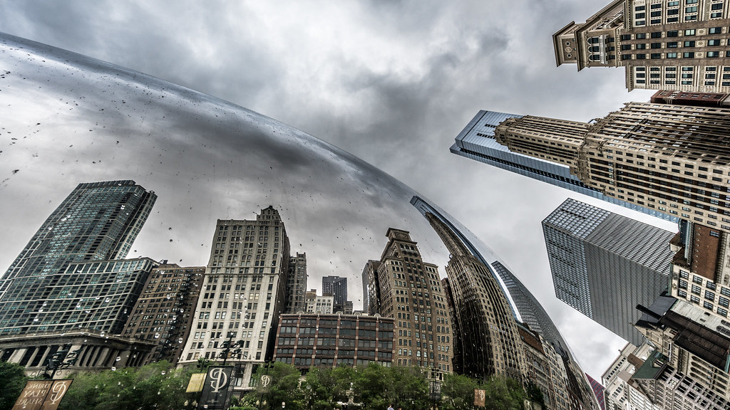 The bean, Chicago, United States picture
