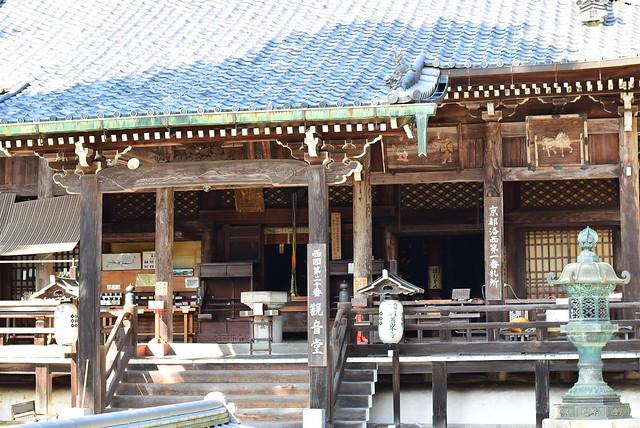 善峯寺本堂