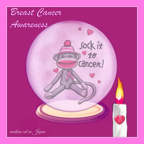 Sock it to Cancer & BeCome Aware (BCA)!