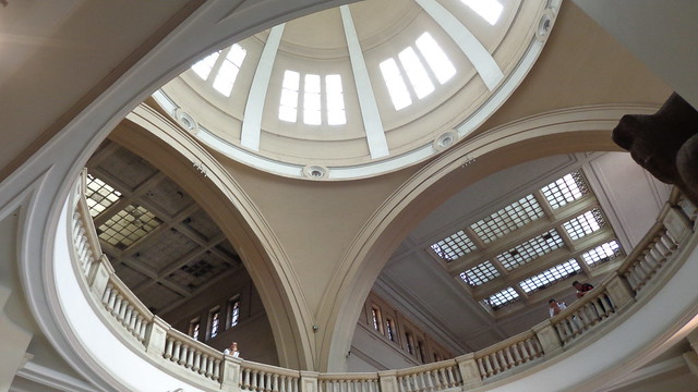 Egyptian Museum Dome