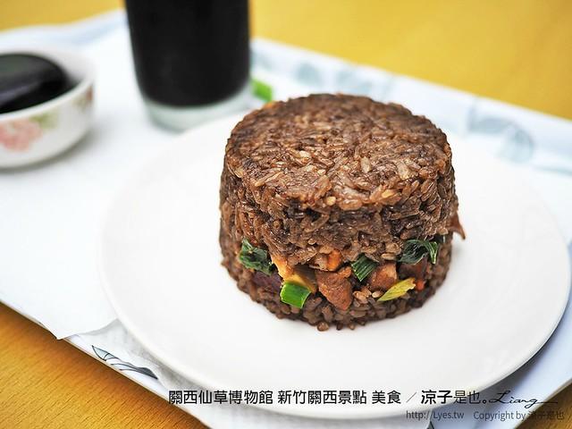 關西仙草博物館 新竹關西景點 美食 36