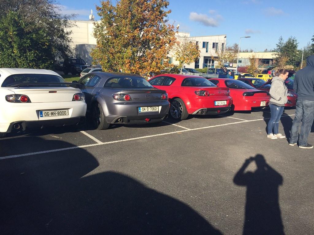 Cars & coffee Bray