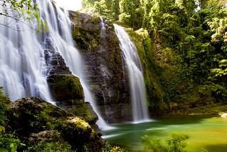 Tampilisan Falls