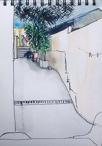 Rampa com cálamo by Dalton de Luca