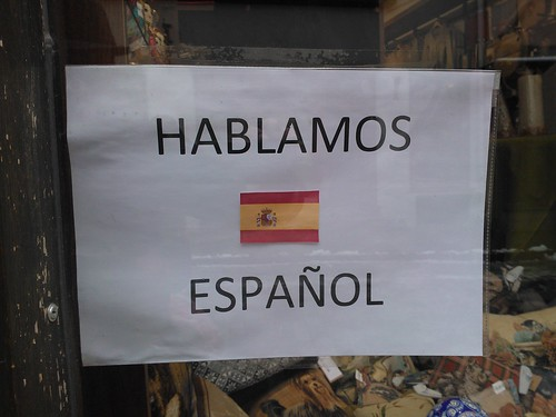 Spanish spoken in Tallinn
