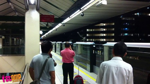 Monkey problem getting worse: One even invades Khatib MRT Station