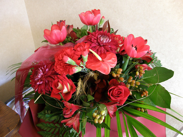Th anniversary flowers flickr photo sharing