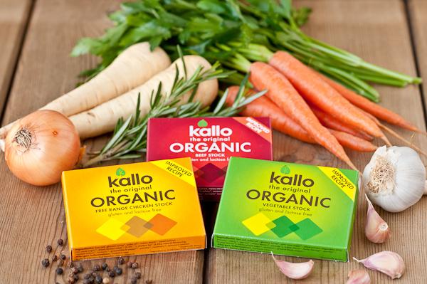 Kallo Organic Stock Cubes
